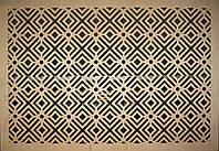 Решетка на радиатор №132, фото 1