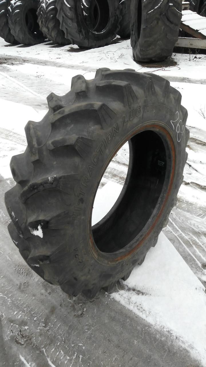 Шины б/у 11.2-24 Titan на трактора