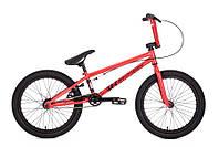 "Велосипед BMX Eastern LOWDOWN 20"" 2018 Красный"