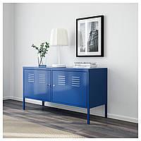 Шкафчик IKEA PS синий