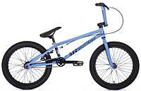 """Велосипед BMX Eastern LOWDOWN 20"""" 2018 Синий"""