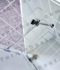 Пенал для ванной комнаты Симпл-Белый 60-11К белый ПИК, фото 2