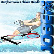 Рукоятка для водных лыж, катания босиком Jobe Barefoot Wake / Slalom Handle