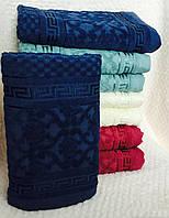 Банные полотенца Велюр