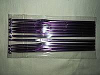 Набор металлических крючков для вязания 4.5 мм