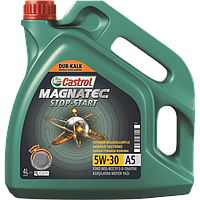 Моторное масло Castrol Magnatec Stop-Start 5w30 A5 4л.