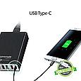 Сетевое зарядное устройство Promate Turbohub  , фото 5