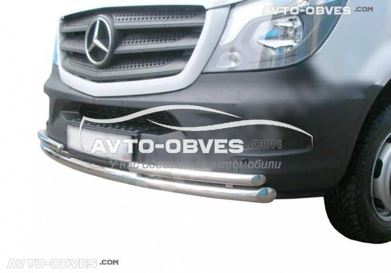 Защитная дуга двойная Mercedes Sprinter 2006-2013