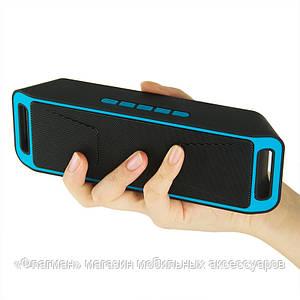Портативная Bluetooth колонка 208
