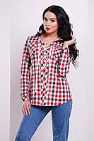 рубашка GLEM блуза Рондо д/р