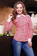 рубашка GLEM блуза Техас д/р