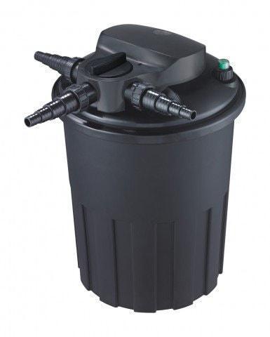 Напорный фильтр для пруда AquaNova NBPF-15000 с УФ-лампой 24 Вт (обратная промывка)