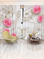Фотошторы квіти (30990_1_1)