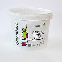Краска перламутровая Perla Seta. Greendeco 10кг