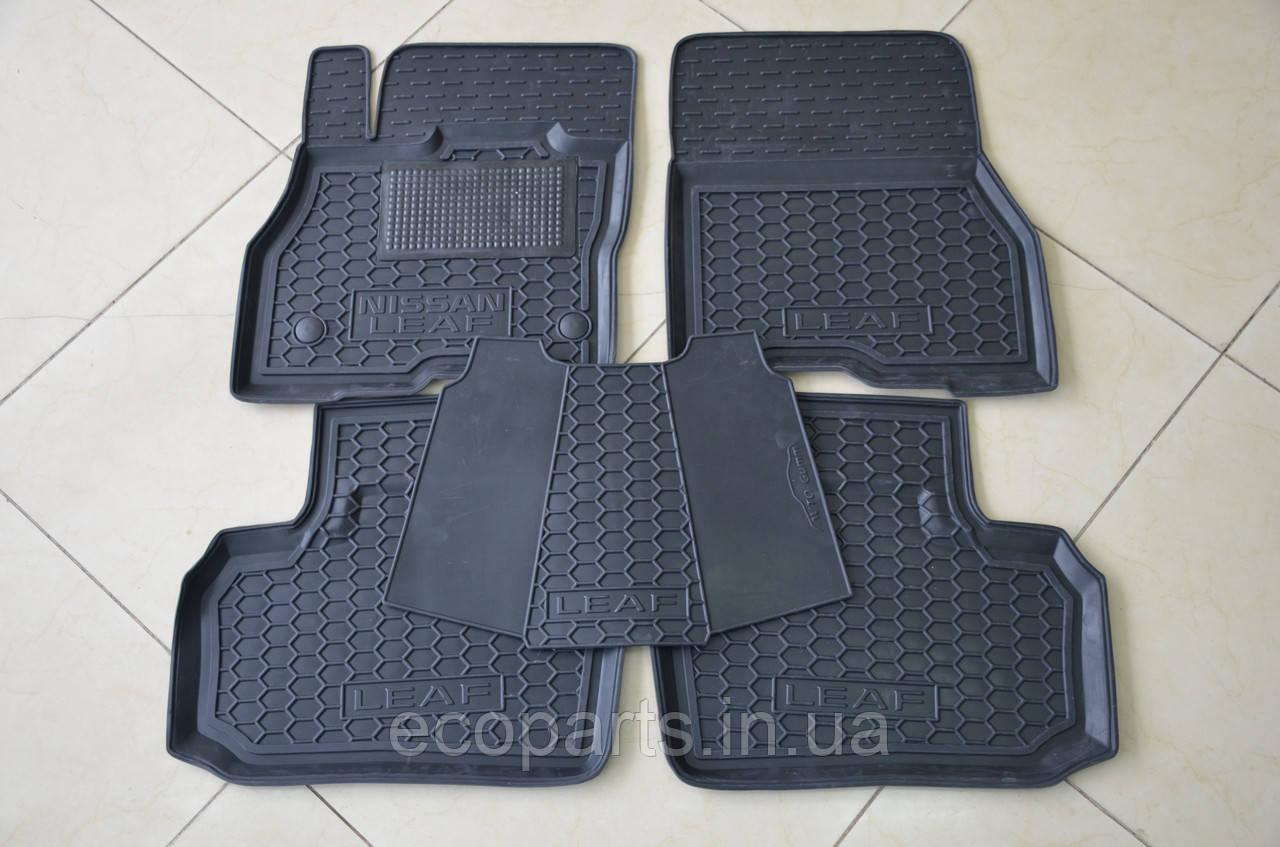 Комплект ковров на Nissan Leaf