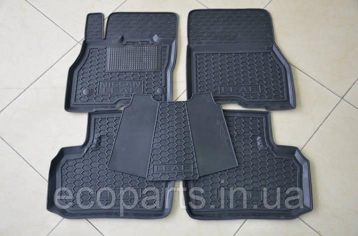 Комплект ковров на Nissan Leaf, фото 2