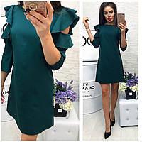 Белое стильное платье в Украине. Сравнить цены 46b4e66c16e9a