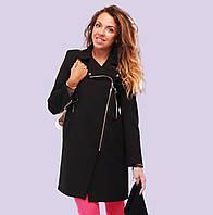 Женское кашемировое пальто. Модель 121. Размеры 44-48
