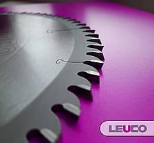 Пила для торцовки Leuco 250х3,0х2,2х30 z=80 (специальная геометрия зубьев G5 для идеально чистого реза), фото 2