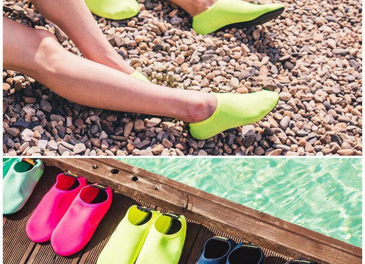 Обувь для плавания и занятий спортом (аквашузы)
