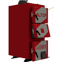 Универсальный твердотопливный котел Altep (Альтеп) Classic 30 кВт, фото 2