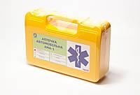 Аптечка медична автомобільна - 1 (АМА-1), тип 3 Жовта