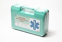 Аптечка медична автомобільна - 1 (АМА-1), тип 3 Зелена