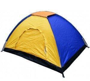 Туристическая палатка 4-местная 2х2м, фото 2