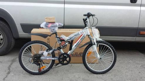 Велосипед MEXLLER FOXER 20'', фото 2