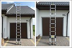 Лестница-стремянка 440 см, фото 3