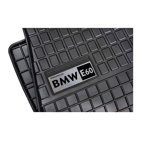 Резиновый коврик BMW E60 2004, фото 2