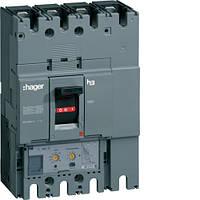Автоматичний вимикач Hager h630 HND630H, In=630А, 3п, 50kA, LSI