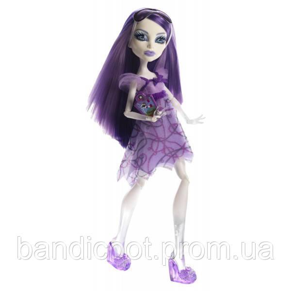 Кукла Спектра Вондергейст Пижамная Вечеринка Monster High Dead Tired Spectra Vondergeist Doll