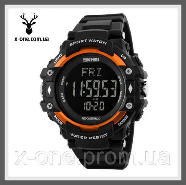 60b74e0f Спортивные часы Skmei 1180 c Шагомером и Пульсометром., цена 589 грн ...