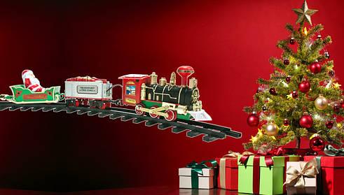 Рождественская железная дорога, фото 2