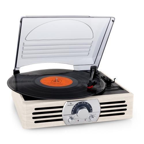 Радио-проигрыватель дисков Auna TT-83N