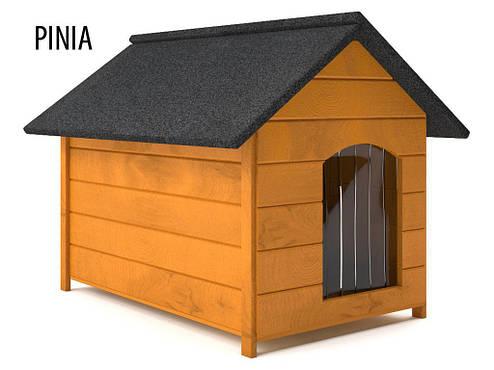 Дерев'яна будка для собаки, фото 2