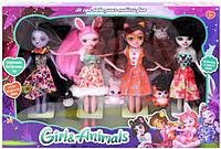 Куклы Enchantimals ТМ331-4A