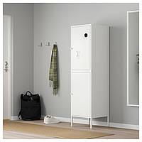 Шкафчик HALLAN 45x47x167 см 2 шт