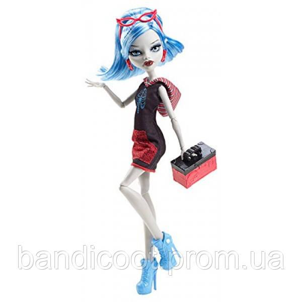 Кукла монстер Хай Гулия Йелпс - Путешественницы  Monster High Basic Travel Ghoulia Yelps Doll