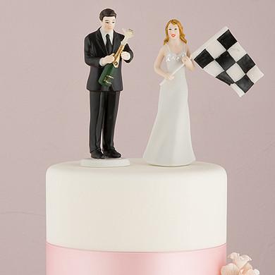 Фигурка на свадебный торт 1032