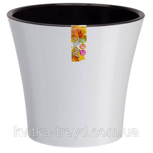 Цветочный горшок Arte 0,6 литра