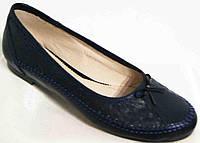 Балеткикожаные женские большого размера, балетки от производителя кожаныемодель МИ5012-21