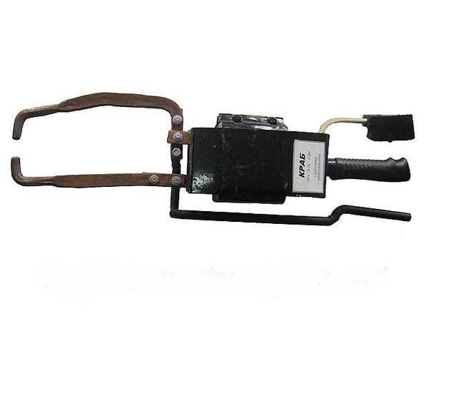 Аппарат для контактно-точечной сварки «КРАБ»