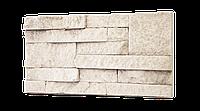 Фасадная плитка Андорра, цвет слоновая кость, размер 300*150*20