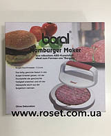 Ручной пресс-форма для котлет в гамбургеры Bоrаl Hаmburgеr Mаkеr