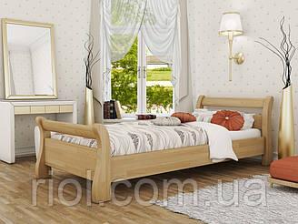 Ліжко дерев'яна Діана односпальне