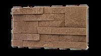 Фасадная плитка Андорра, цвет светло-коричневый, размер 300*150*20