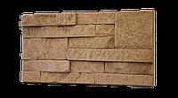 Фасадная плитка Андорра, цвет бежево-коричневый, размер 300*150*20