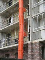 Мусоросброс строительный